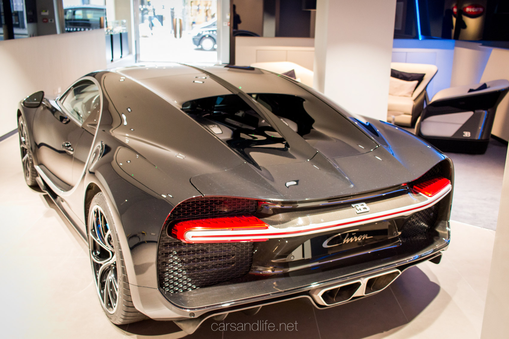 the new bugatti chiron hr owen mayfair london. Black Bedroom Furniture Sets. Home Design Ideas