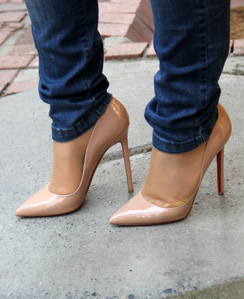 winter shoes christian louboutin pigalle 2 heels