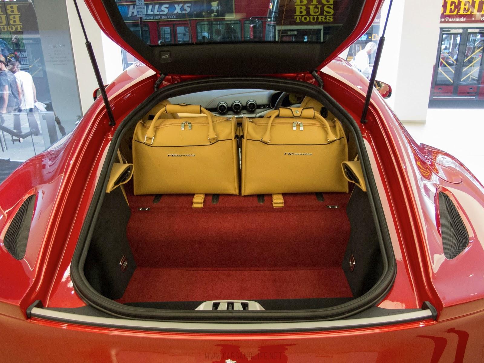 Amazing ... Ferrari F12 Interior ...