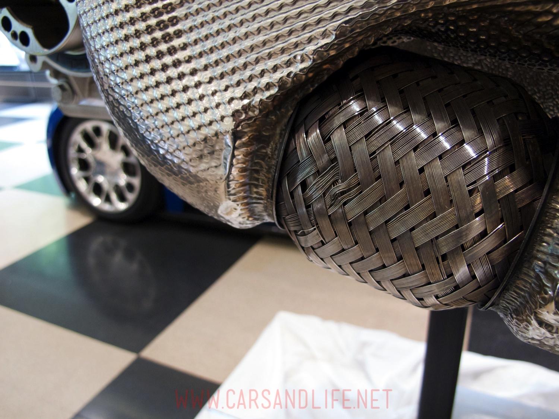 Bugatti Veyron W16 Engine And Gearbox At Hr Owen London Diagram 6