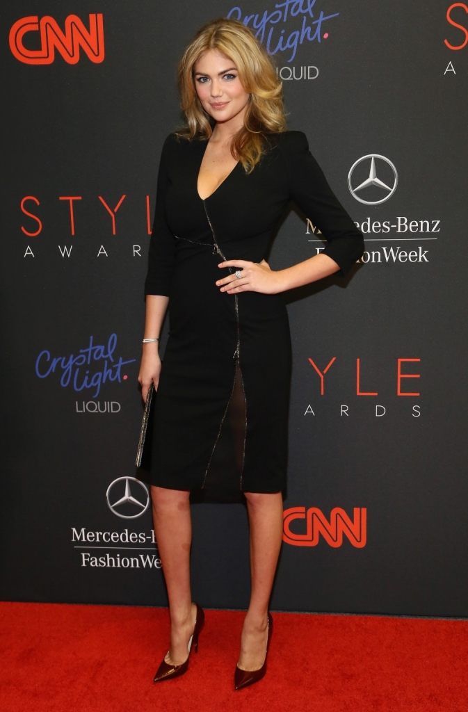 Kate Upton is the Model of the Year | Style Awards 2013