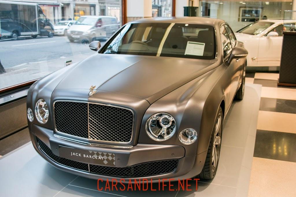 Bentley Mulsanne Speed This
