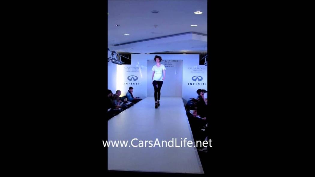 Infiniti Fashion Show China