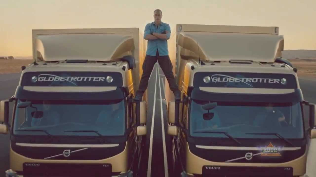 How Volvo and Jean-Claude Van Damme Performed