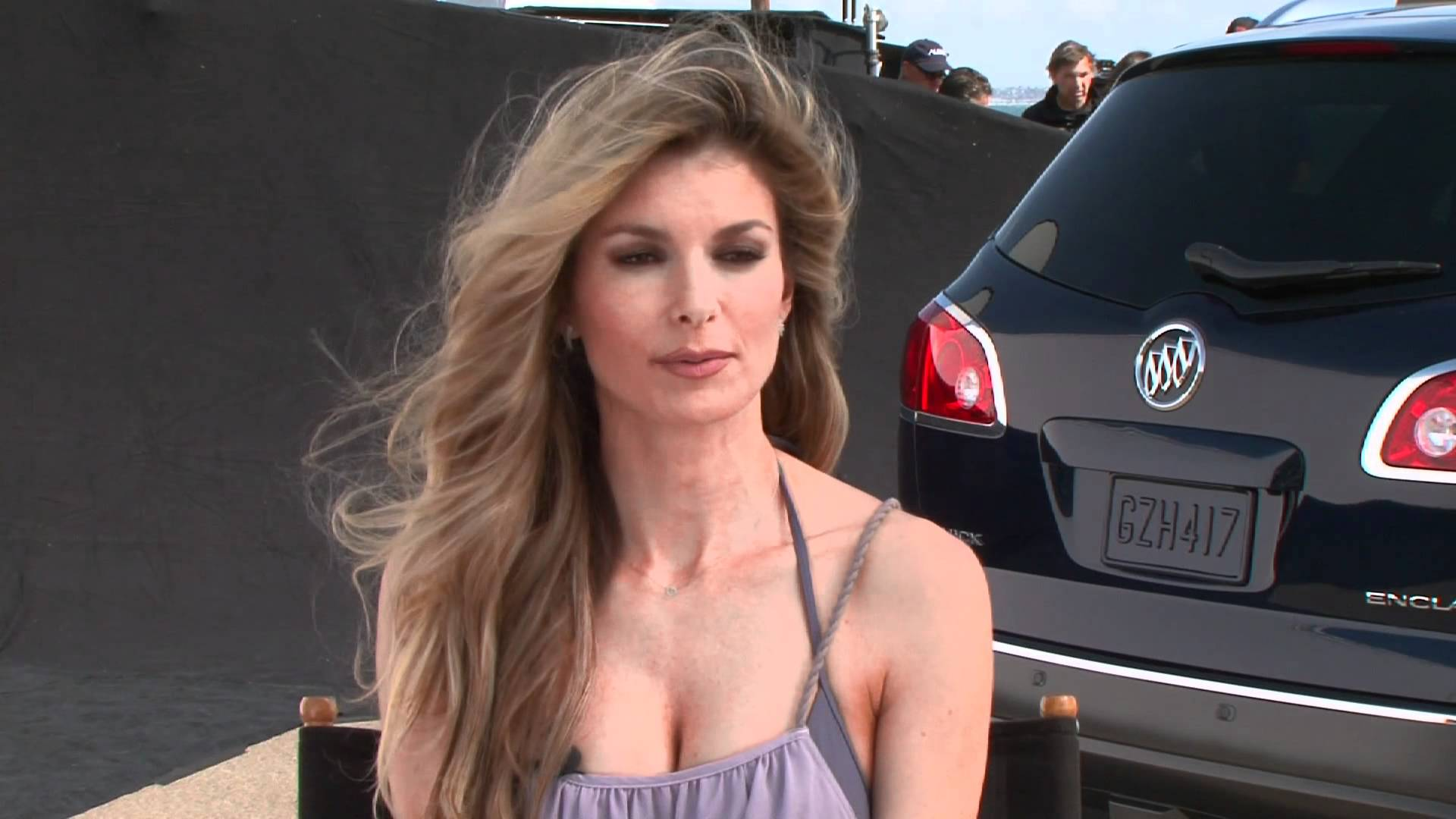 Marisa Miller features in Buick Commercial - cars & life blog | cars