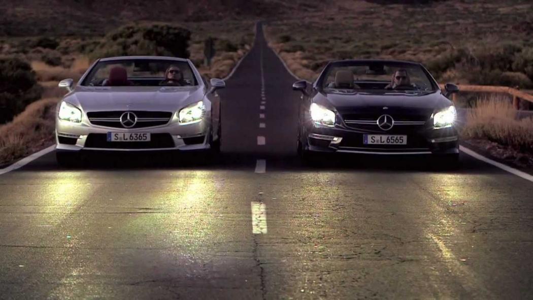 Mercedes SL63 AMG vs SL65 AMG Video - cars & life | cars fashion ...: http://carsandlife.net/2012/08/mercedes-sl63-amg-vs-sl65-amg-video.html