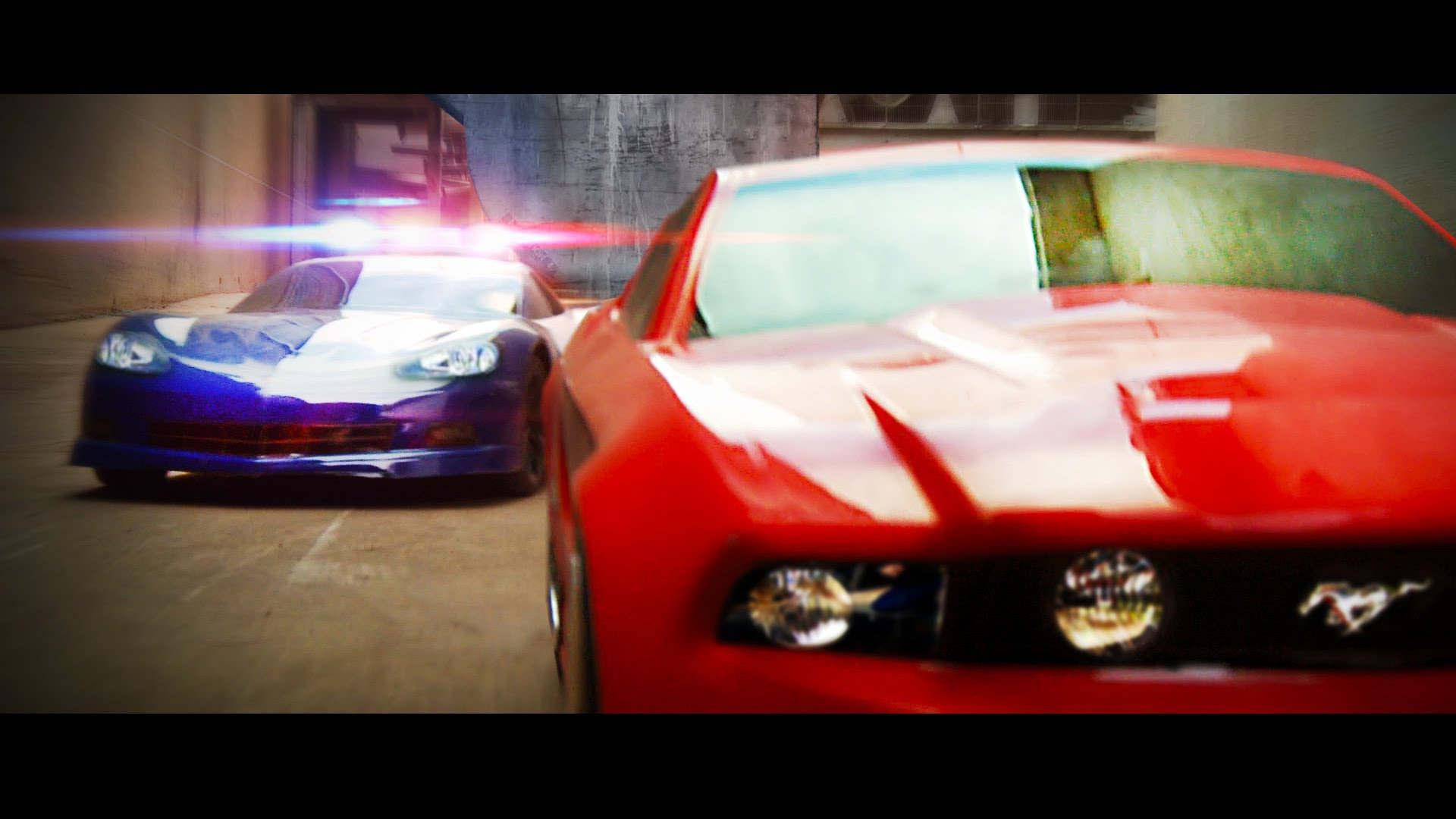 Need For Speed Most Wanted Car Chase With Remote Control