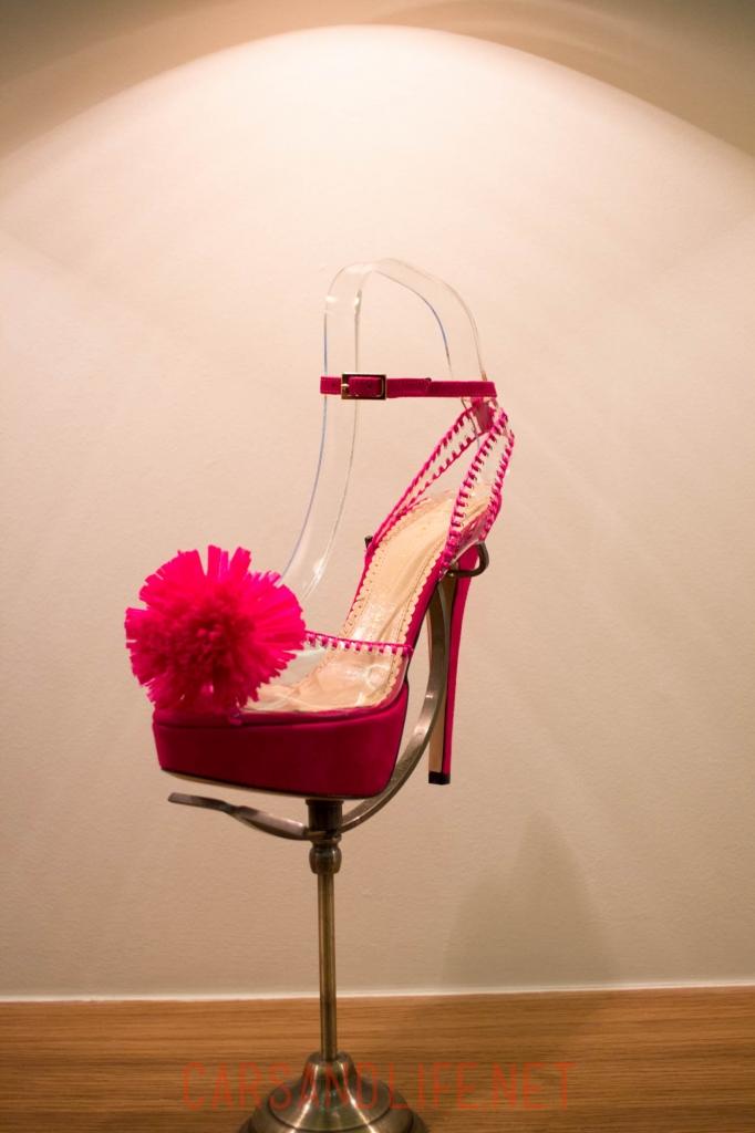 Charlotte Olympia SS2015 High Heels