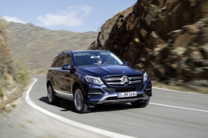 New Mercedes-Benz GLE Review