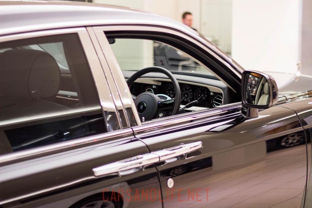 Rolls-Royce Phantom HR Owen London