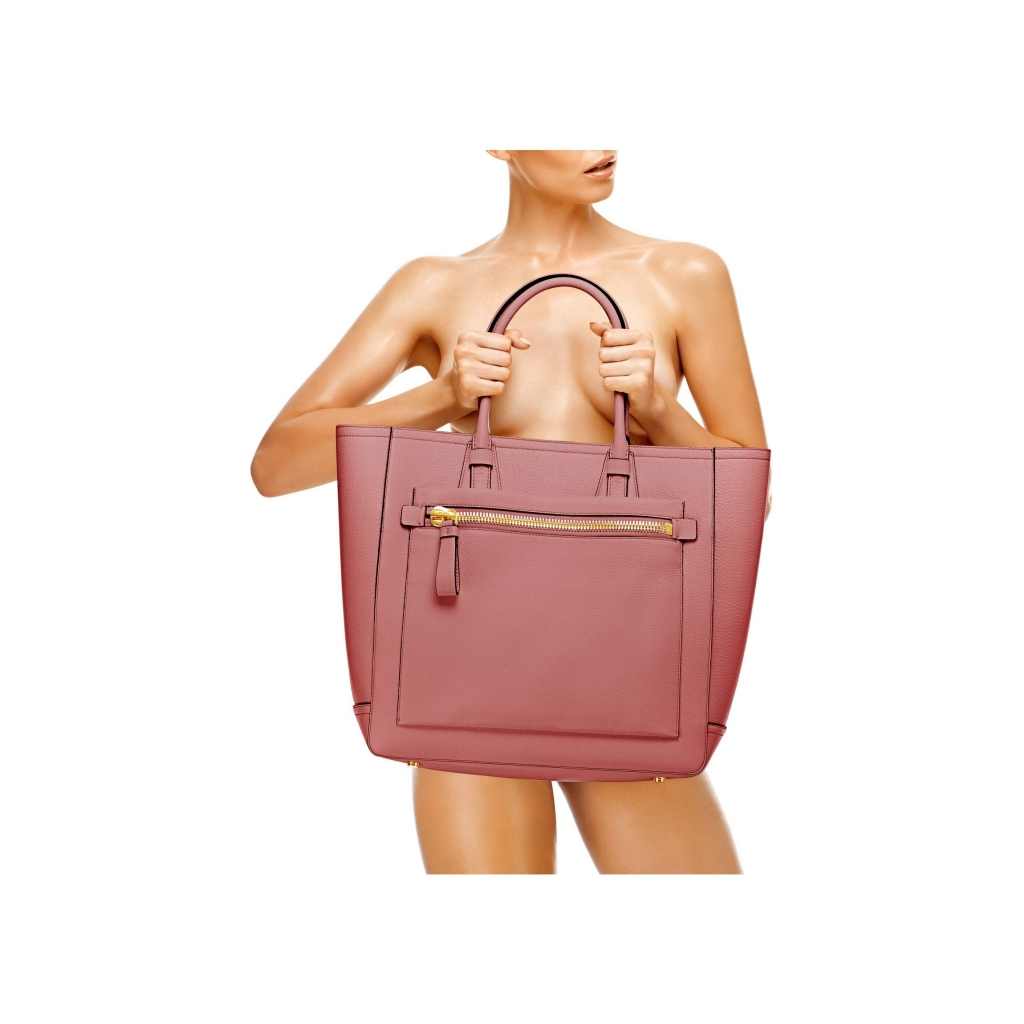 Tom Ford Tote Handbag Wild Rose