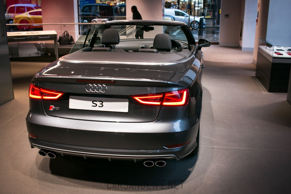 Audi S3 Convertible Review