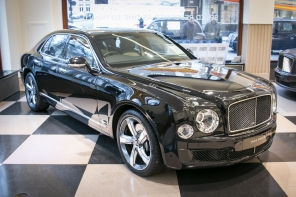 Bentley Mulsanne Week | HR Owen Jack Barclay