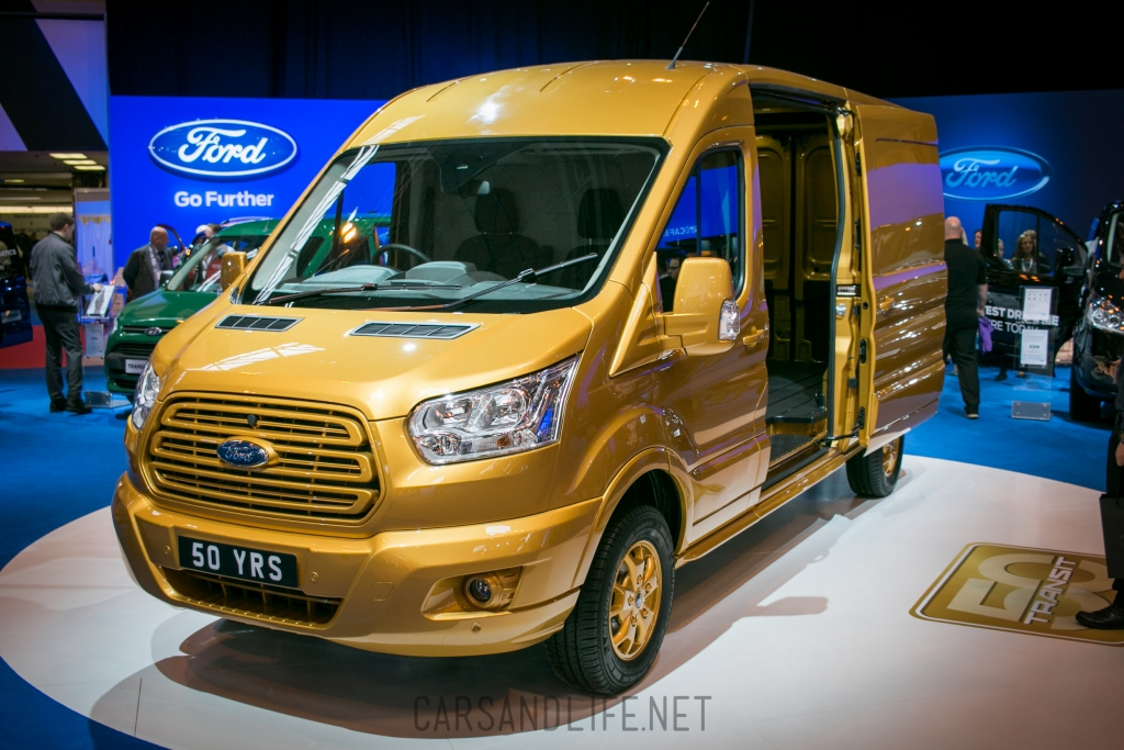 Ford Transit Gold 50 Years