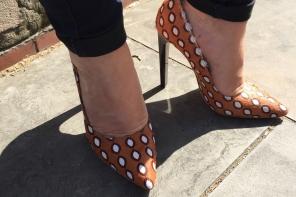 Joanne Stoker | High Heels