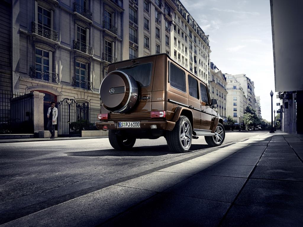 Mercedes benz g wagon facelift for Mercedes benz g class 2015