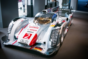 Facts and Photos of Audi R18 e-tron Quattro Le Mans