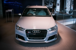Facts and Photos of Audi RS3 from Mayfair, London