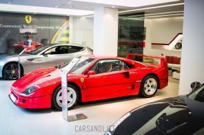 Photos of Ferrari F40 | HR Owen London