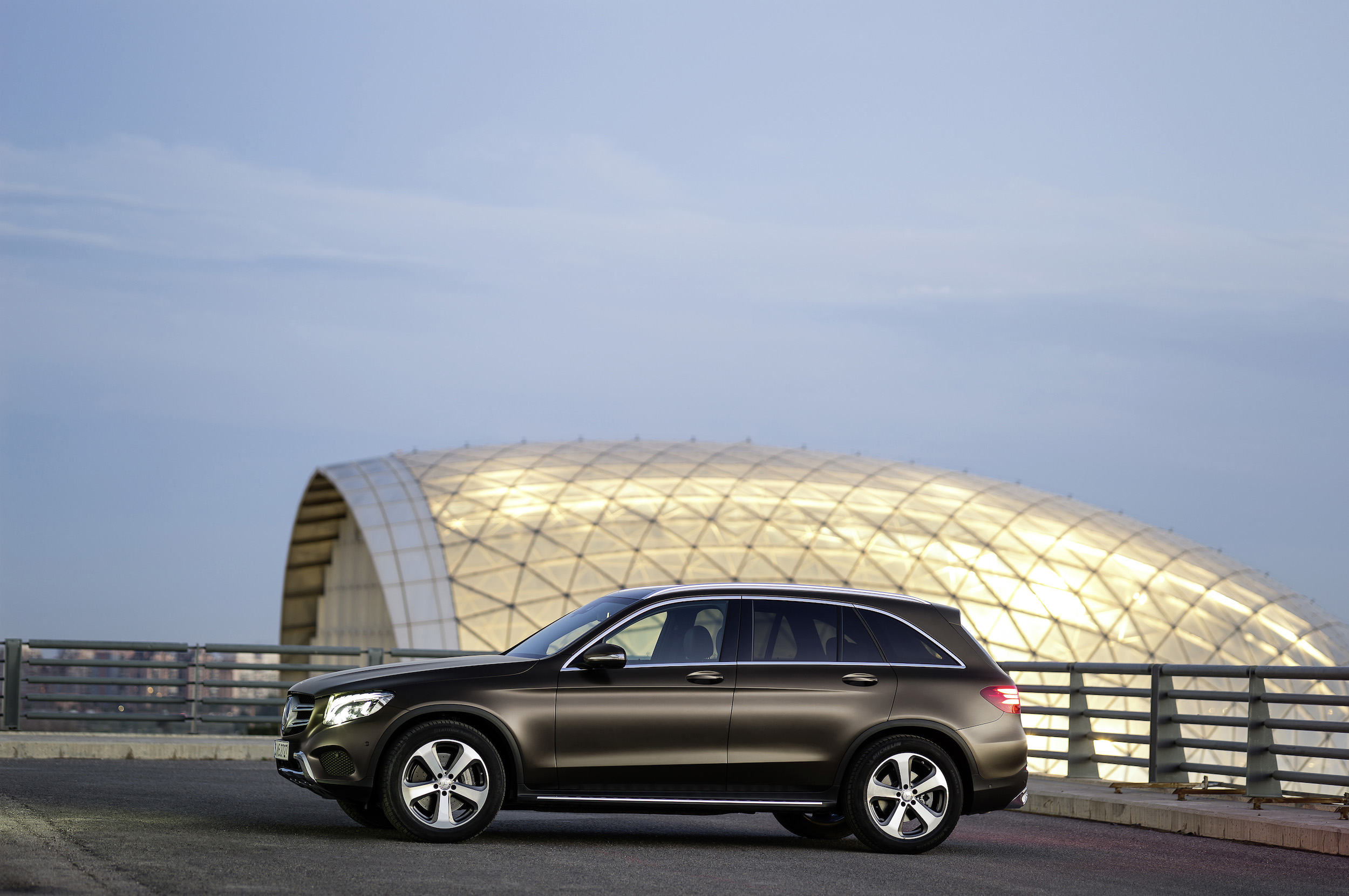 Mercedes benz glc facts and photos for Facts about mercedes benz