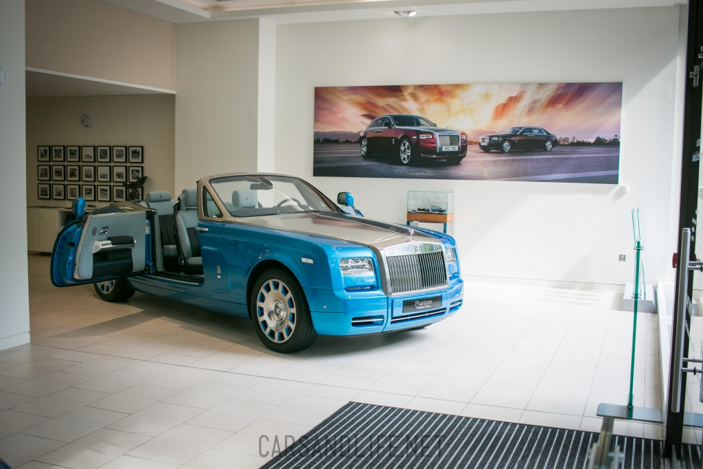 Rolls-Royce Phantom Drophead Coupe Waterspeed
