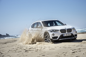 Facts and Photos BMW X1