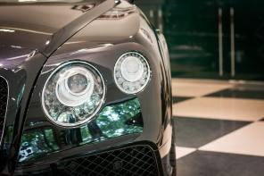 Photos of Bentley Continental GT Convertible Facelift