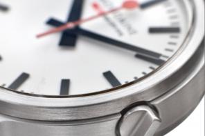 The Mondaine Apple Watch Face
