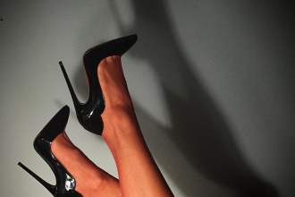 Christian Louboutin Hot Chick 130 shoe_junky_xo