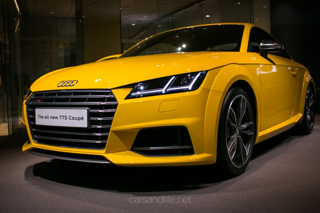 new audi tts coupe. Black Bedroom Furniture Sets. Home Design Ideas
