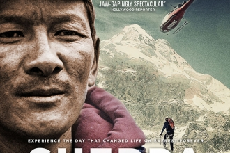 Sherpa Trouble on Everest Poster