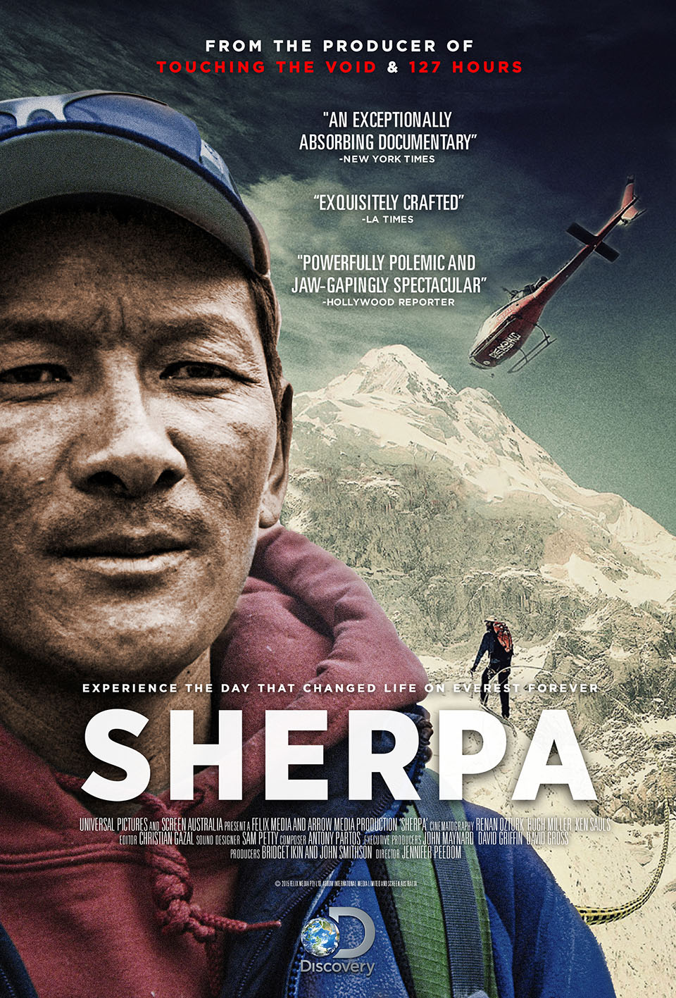 Review Sherpa Trouble On Everest Movie