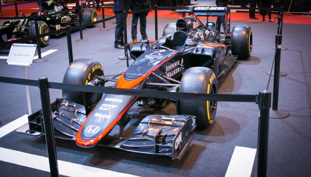 McLaren Honda Autosport 2016 Formula 1