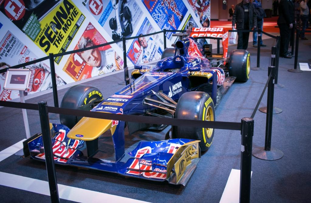 Toro Rosso Autosport 2016 Formula 1