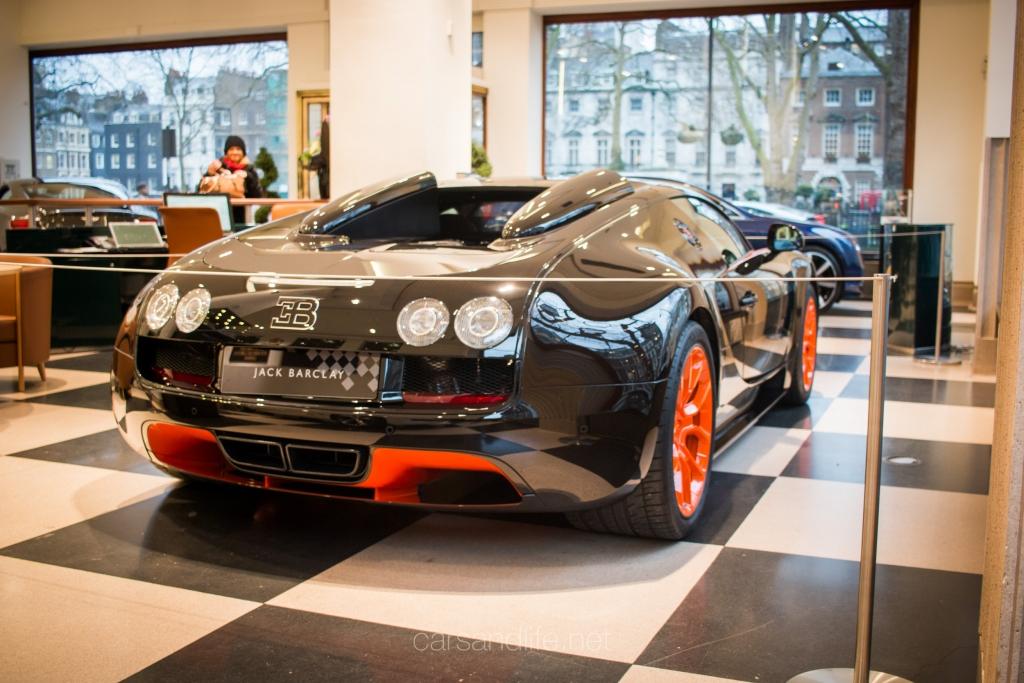 a second hand bugatti veyron grand sport vitesse wrc. Black Bedroom Furniture Sets. Home Design Ideas