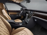 New Bentley Mulsanne Extended Wheelbase