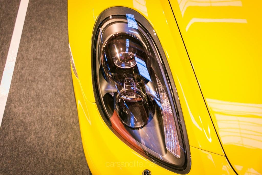 Porsche Cayman GT4 Autosport 2016