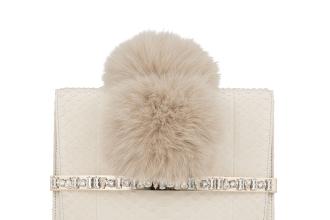 Jimmy Choo Bow Mini Handbag