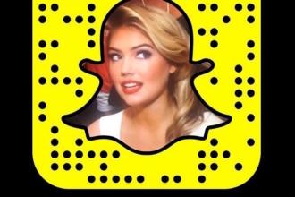 Kate Upton Snapchat