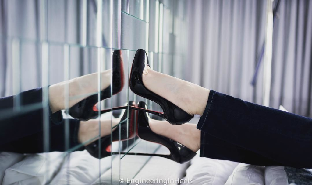 Christian Louboutin Merci Allen 130 EngineeringInHeels