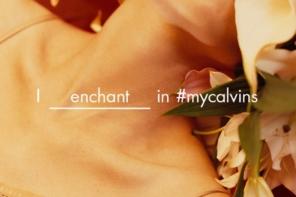 Calvin Klein #mycalvins Campaign