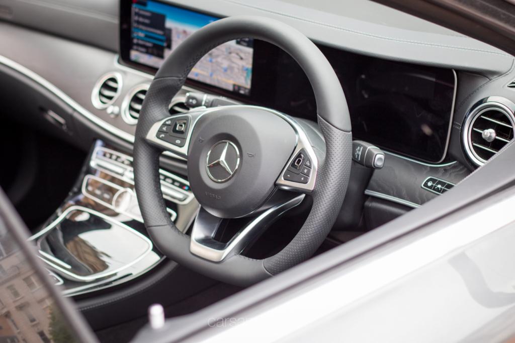The New Mercedes-Benz E-Class W213