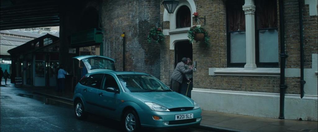 Bridget Jones 2004 Ford Focus 2