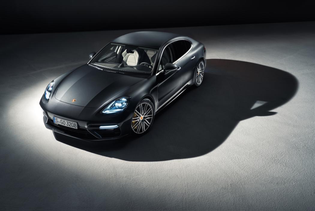 New Porsche Panamera