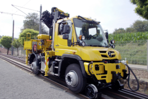 An Unimog for The Rails