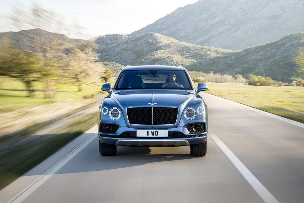 Diesel Bentley Bentayga