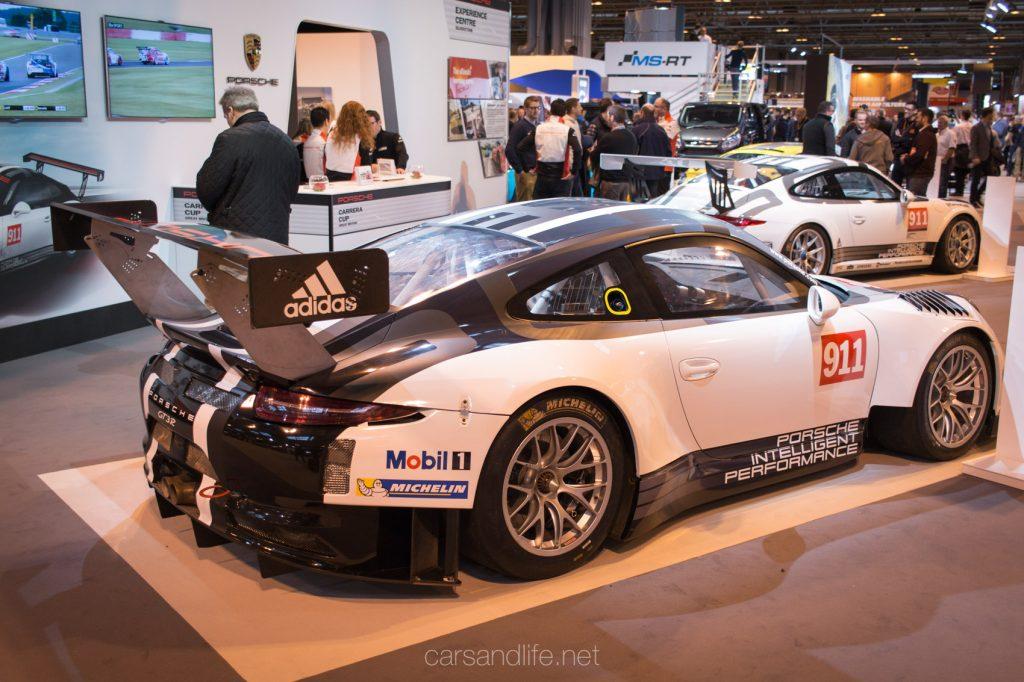 Autosport 2017 Porsche 911 GT3 R