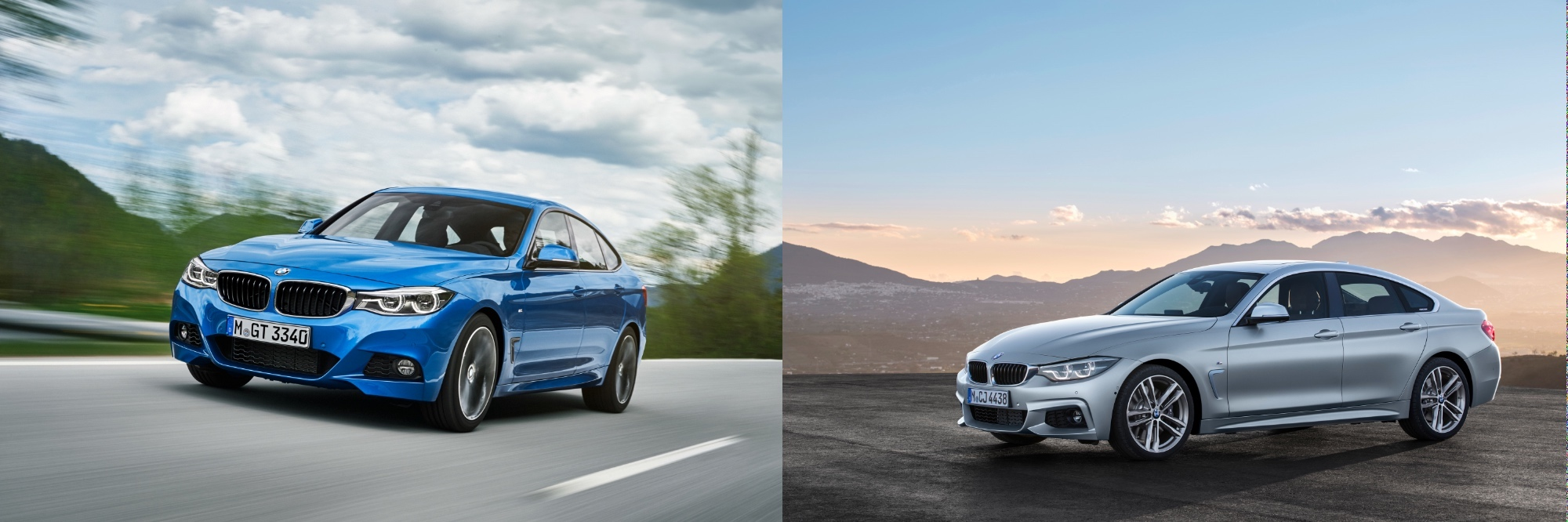Bmw 3 Gran Turismo Vs 4 Coupe Cars Life Blog