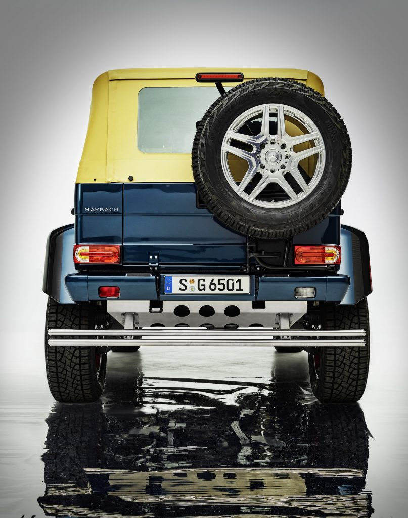 Mercedes-Maybach G 650 Landaulet, W 463, 2016