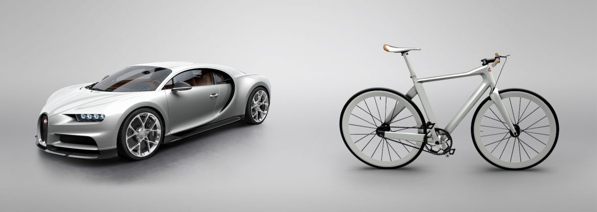 Bugatti Bicycle